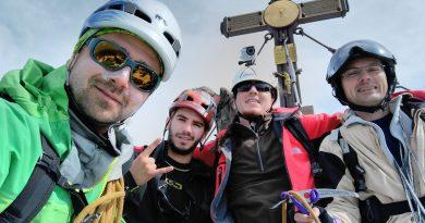 изкачване с водач Гросглокнер