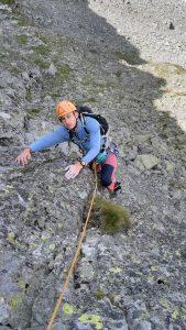Изкачване с алпийски водач